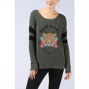 Superdry Jungle Logo Sweatshirt
